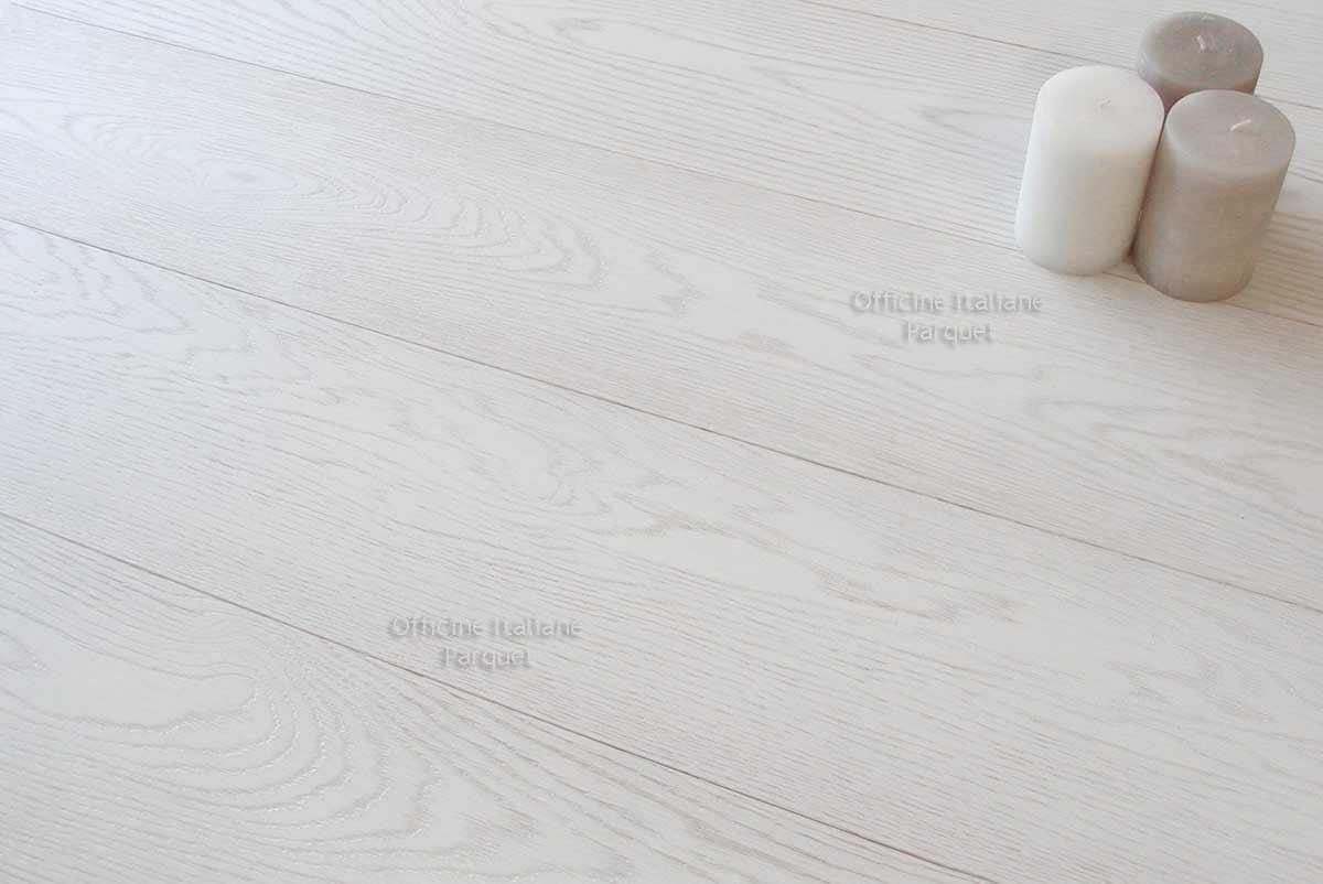 Favorito Parquet Rovere Bianco Artico 100% Made in Italy IX11